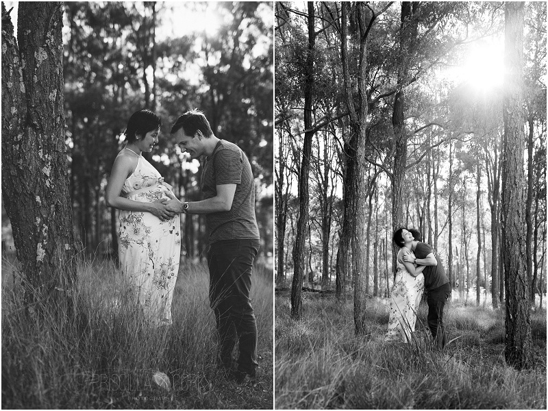 maternity photos, Pregnancy photos, sydney hills district maternity photos