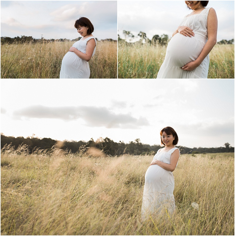 twin bump photos, Sydney hills district  maternity photographer, Sydney hills district pregnancy photograper